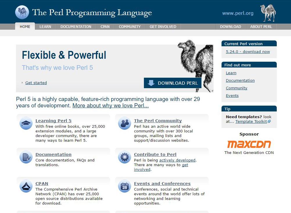<投稿記事>「Perl」で見るインラインプログラム