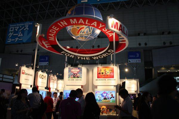 「東南アジア」や「メキシコ」などの企業も出展、「マレーシア」などは国をあげてブースを設営していた