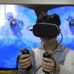 「VR世界」を歩けるシューズ&グローブ 「Taclim」