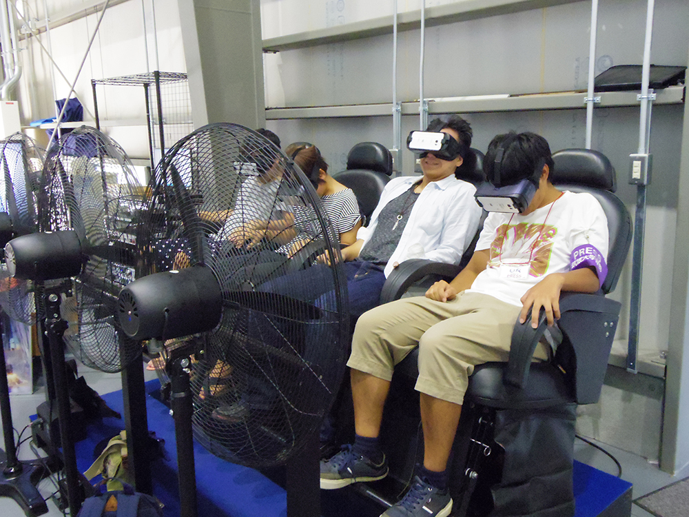 JAPAN VR EXPO 2017