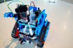 「マシン・ビジョン化」 タミヤの『カムプログラム・ロボット』 の改造