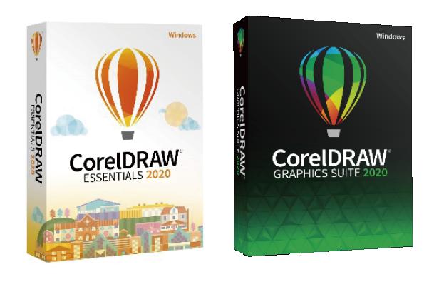 CorelDRAW Graphics Suite 2020
