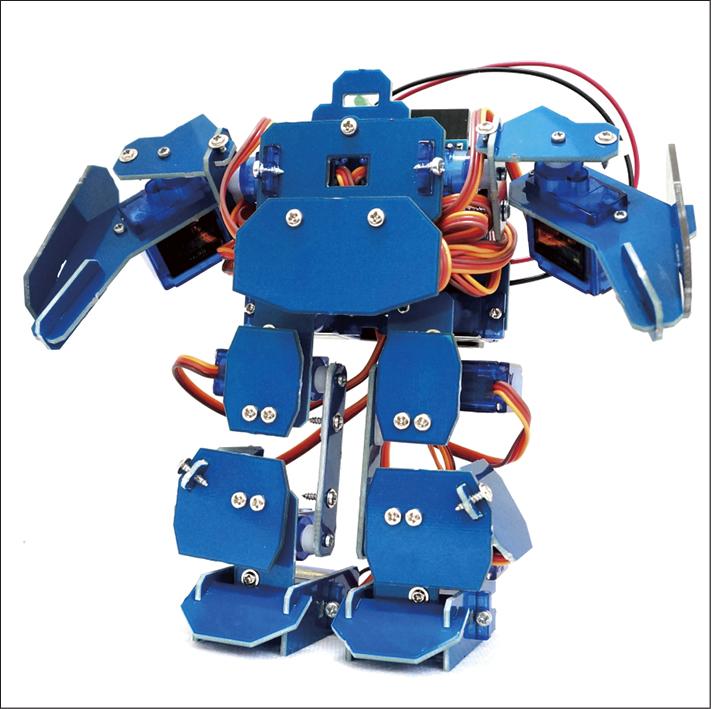 自作歩行ロボットの仕様検討