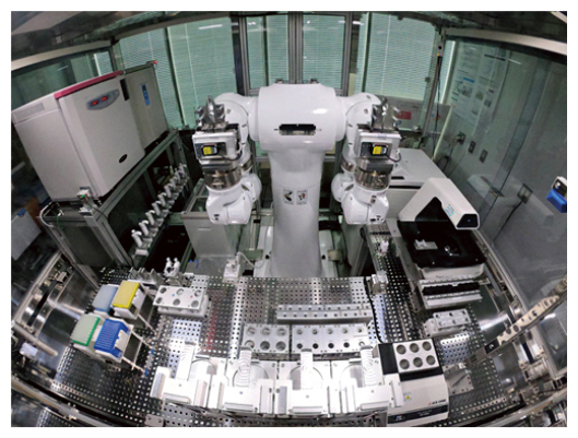 新型コロナとロボット