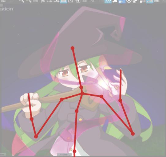 OPTPiX 「SpriteStudio」でアニメーション